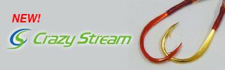 新ブランドCrazyStream始動!